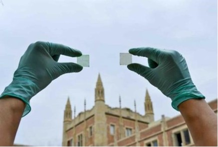 Thin Solar Film for Smartphones, Windows and Roofs
